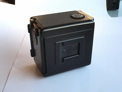 Mamiya 120 roll film back magazine holder for 645 Super and 645 Pro