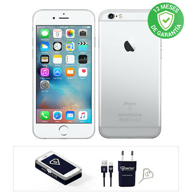 Apple iPhone 6s / 64GB / Plata / Libre