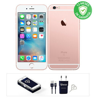 Apple iPhone 6s Plus / 64GB / Oro Rosa / Libre