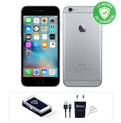 Apple iPhone 6 Plus / 128GB / Gris Espacio / Libre
