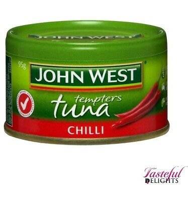 John West Tuna Tempters Chilli 95g