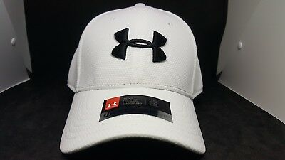 f2b4a5d6963 UNDER ARMOUR MEN S Red Cap UA Classic Fit One Size Red Baseball Hat ...