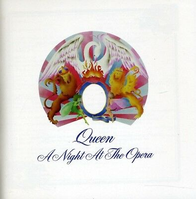 Queen - Night At The Opera  Remastered (CD Used Very Good) Remastered