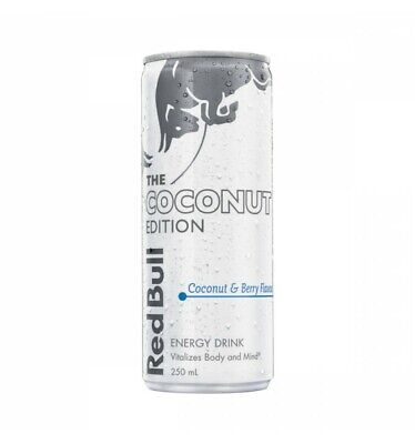 Red Bull Coconut Berry 250ml x 24