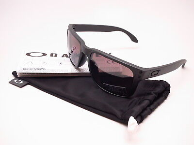 92a03c8901e Oakley Holbrook OO9102-B5 Steel w Prizm Daily Polarized Sunglasses