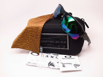 fc47df1f08c Oakley SI Speed Jacket OO9228-08 Satin Black Shallow H20 Polarized  Sunglasses