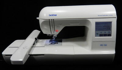 Brother PE-700 Embroidery Sewing Machine
