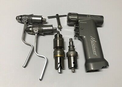 Conmed Linvatec Mpower Drill with Attachments (18535)