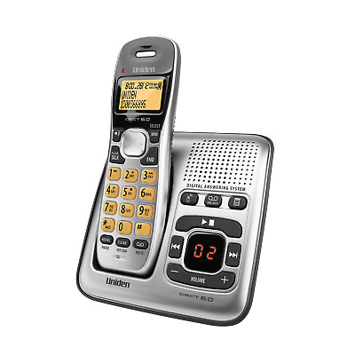 Uniden DECT 1735 Cordless Phone with Answering Machine