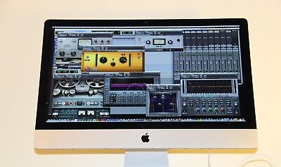 "New! 21.5"": iMac w/ Pro Tools 700+ Plugins - Logic - Avid Composer - Adobe CS6"