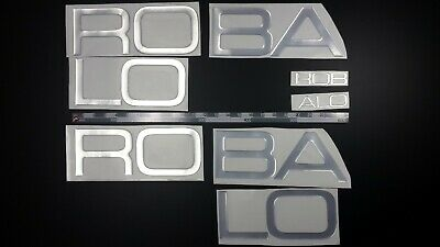 """ROBALO boat Emblem 32.5"""" + FREE FAST delivery DHL express - stickers decal"""
