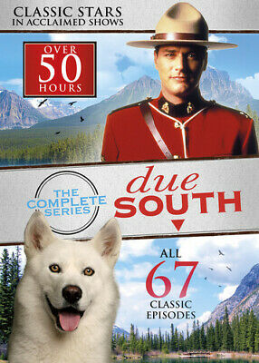 Due South: The Complete Series [8 Discs] (DVD Used Very Good)