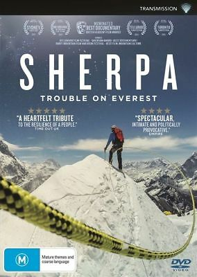 Sherpa DVD : NEW