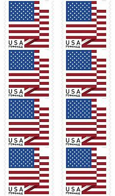(8) EIGHT USPS FOREVER STAMPS postage For 1st Class Mail - NEW - MNH
