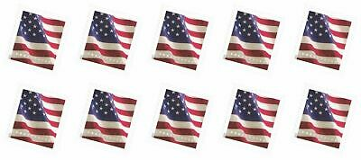 (10) TEN USPS FOREVER STAMPS postage For 1st Class Mail - NEW - MNH