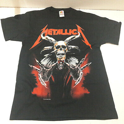 Vintage   METALLICA     Unused  T SHIRT