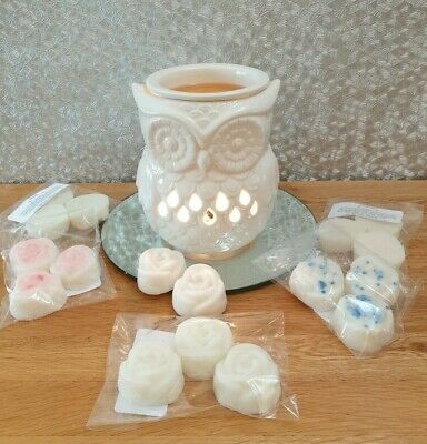 Highly Scented Soy Wax Melts ~ 85 fragrances ~ FREE POSTAGE, MULTI BUY OFFER!