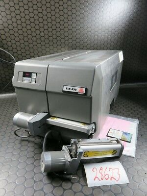 Avery TTX450 Thermodirekt Thermotransfer Etiketten Barcode Drucker Label #28623