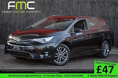 2016 Toyota Avensis 1.6D-4D Touring Sports Business Edition **Toyota Warranty**