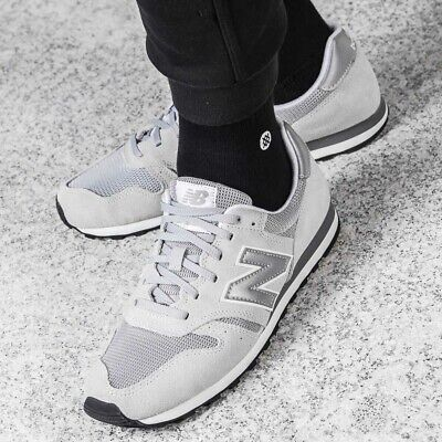 new arrival 40f9b 90c2b NEW BALANCE ML373 Sneakers Shoes Men's Sport Grey Trainers Casual ML373GR