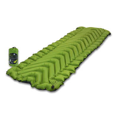 Klymit - Static V2 - Green / Char Black - Size Regular