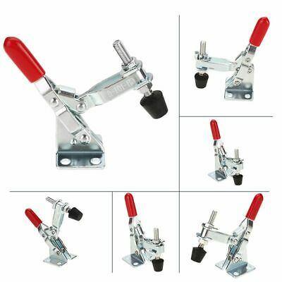 Anti-Slip U Shape Toggle Clamps Vertical Horizontal Type For Hand Tool Accessory