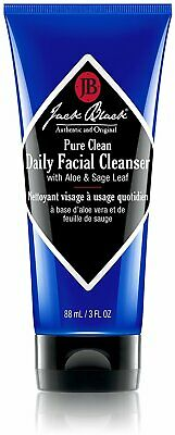 Pure Clean Daily Facial Cleanser, Jack Black, 3 oz