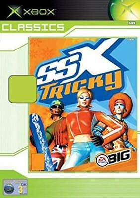 SSX Tricky - Classics (Xbox) Complete - PAL