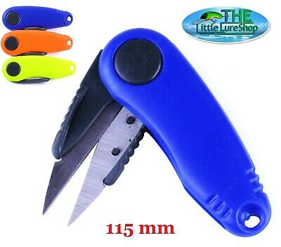 Braid Scissors Fishing Line Cutter CRIMP PLIERS WIRE TRACE SPLIT RING TOOL B