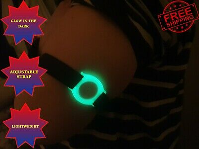 Freestyle Libre Sensor Holder / Armband  /Glow In The Dark / Guardian