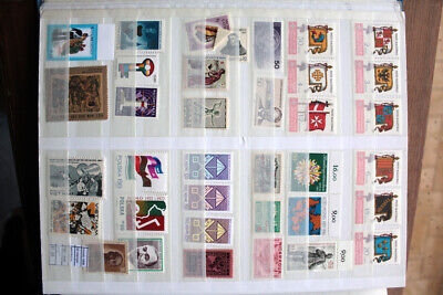 LOT STAMPS WORLDWIDE HIGH VALUE CATALOGUE MNH** (mondo 1009)