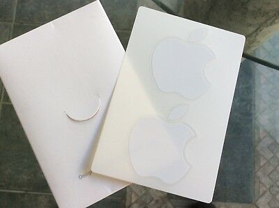Mac Apple white originals decals