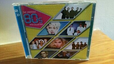 The Greatest 80s Hits Collection (2 X CD)