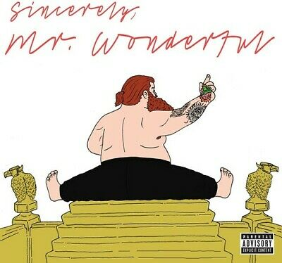 Action Bronson - Mr Wonderful (Vinyl Used Very Good) Explicit Version