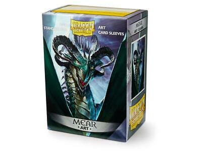 Mear Art 100 ct Dragon Shield Sleeves Standard Size SHIPS FREE 5% OFF 2+