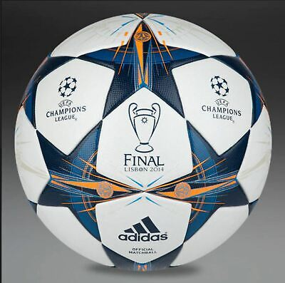 Adidas Finale Madrid Official UEFA Champions League Match Ball authentic 100%