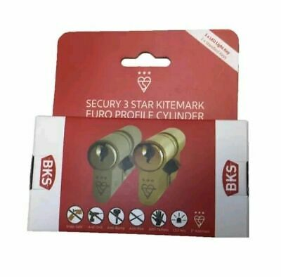 Free Torch In Key* Mila BKS High Security 3 Star TS007 Anti Snap Bump Pick