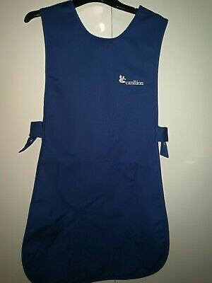 Ladies Cleaning Apron Womens Tabard Catering Tabbard Work Kitchen Work Wear