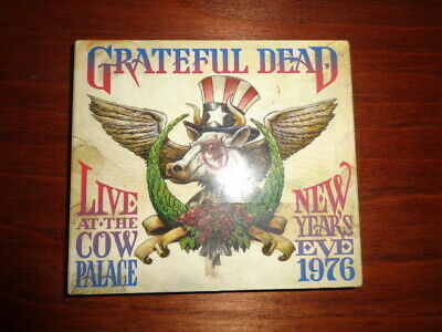 Live at the Cow Palace: New Years Eve 1976 [Digipak] by Grateful Dead (CD, Jan-2