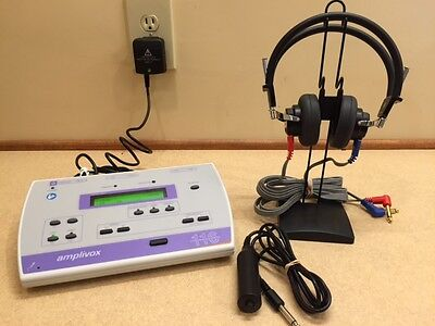 New Amplivox 116 Portable Audiometer w 2 Year Warranty