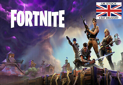 FORTNITE FORTNIGHT Large Canvas Type* A3 POSTER 🇬🇧FREE NEXT DAY DELIVERY🇬🇧