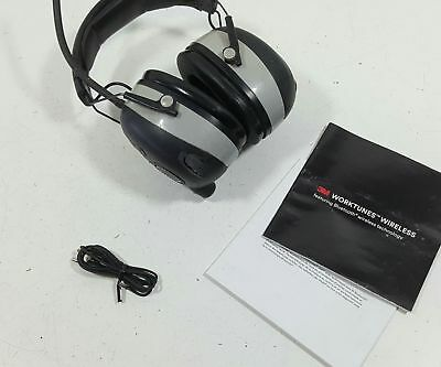 91fe18da7db 3M Worktunes Wireless Hearing Protection with Bluetooth Technology