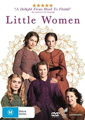 Little Women (DVD, 2018) NEW
