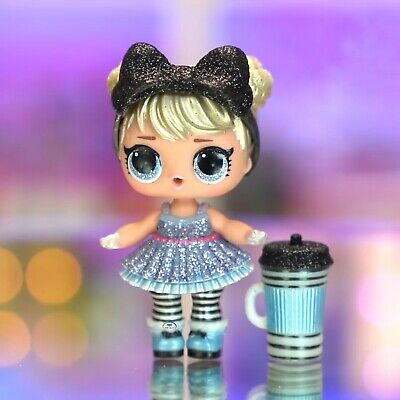 LOL Surprise Curious QT q.t. Cutie Glam Glitter Doll Series 1 New Sealed in Ball