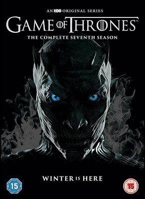 Game of Thrones Season 7 ( DVD SET )  Region 1 FREE SHIPPING