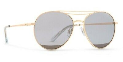 92523dc5383 Occhiali sole INVU Swiss Eyewear TREND - T1912D Gold Smoke Polarized