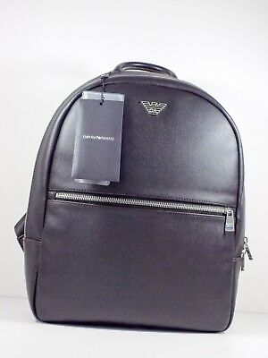 f0ae48ba3b ZAINO UOMO EMPORIO Armani Bag Borsa Logo All Over Black - EUR 115,00 ...