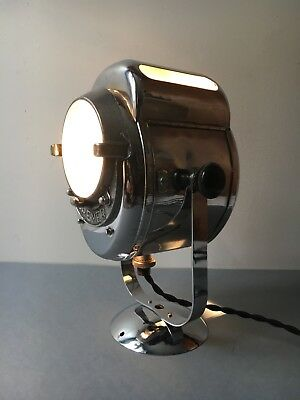 ANCIEN PROJECTEUR CREMER « BABY » Old French Lamp CINEMA THEATRE