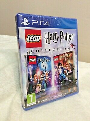 PS4 Lego Harry Potter Collection Game. Years 1-4 and 5-7. Age 7.
