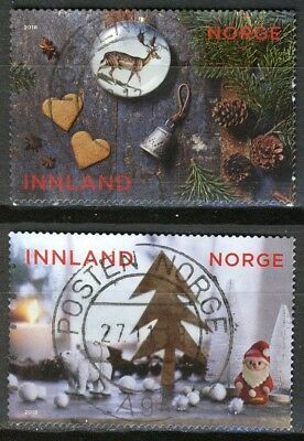 Norway 2018, NK 1996-1997, Nov 09, Christmas 2018 set SON PM'ed
